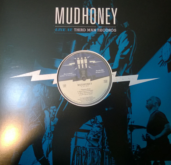 Mudhoney Live At Third Man Records