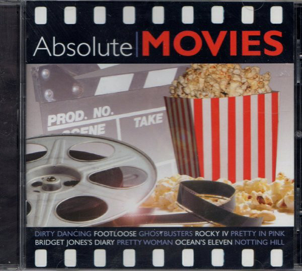 Various Absolute Movies CD