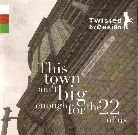 Various This Town Ain't Big Enough For The 22 Of Us CD