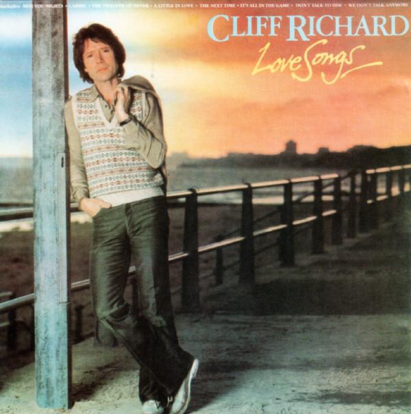 Richard, Cliff Love Songs