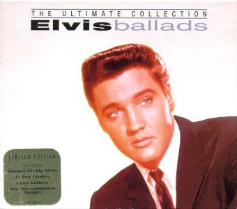 Presley, Elvis The Ultimate Collection - Elvis Ballads CD