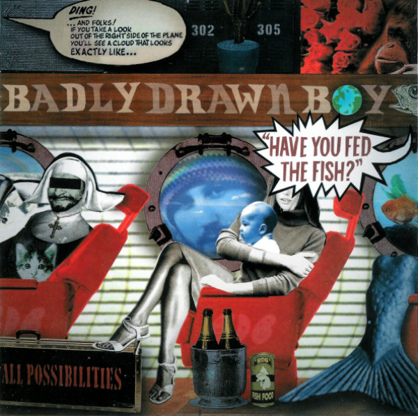 Badly Drawn Boy Have You Fed The Fish? Vinyl