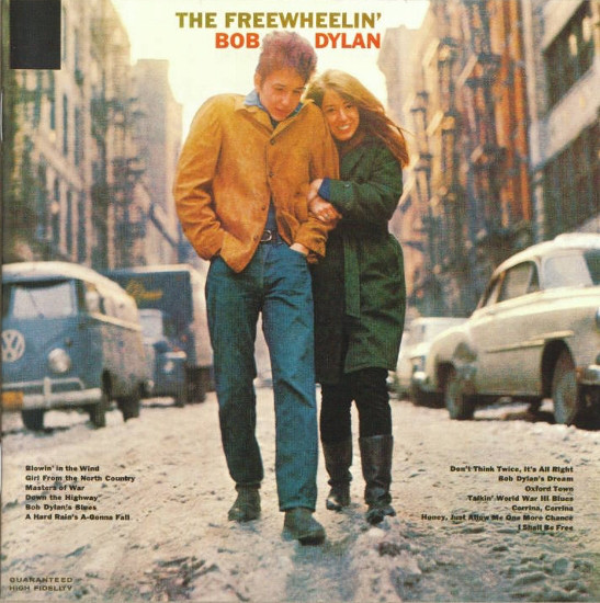 Dylan, Bob The Freewheelin' Bob Dylan