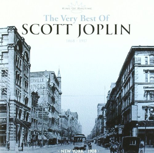Joplin, Scott The Very Best of Scott Joplin