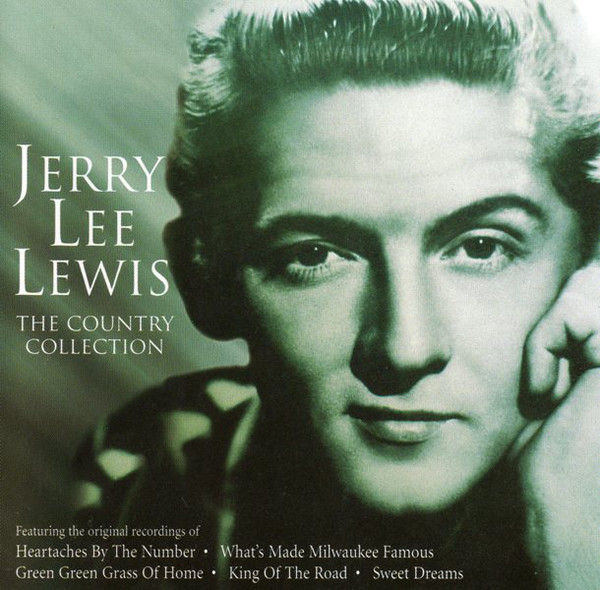 Lewis, Jerry Lee The Country Collection
