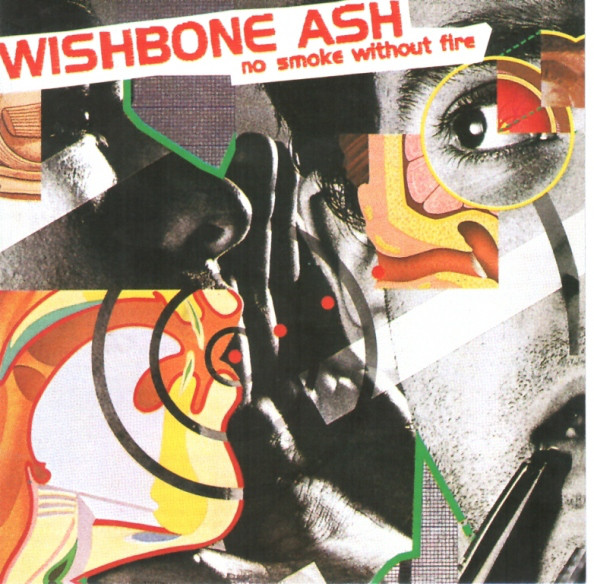 Wishbone Ash No Smoke Without Fire