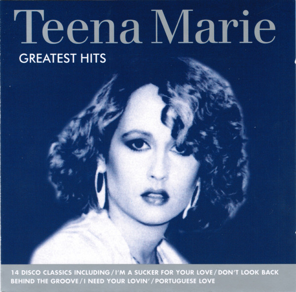 Marie, Teena Greatest Hits Vinyl