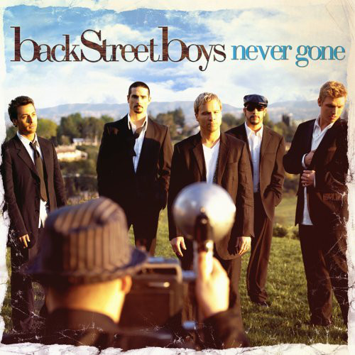 Backstreet Boys Never Gone CD