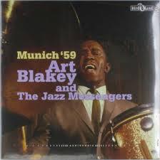 Art Blakey And The Jazz Messengers Munich '59 Vinyl