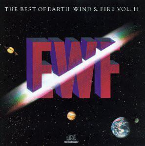 Earth, Wind & Fire The Best Of - Vol. II