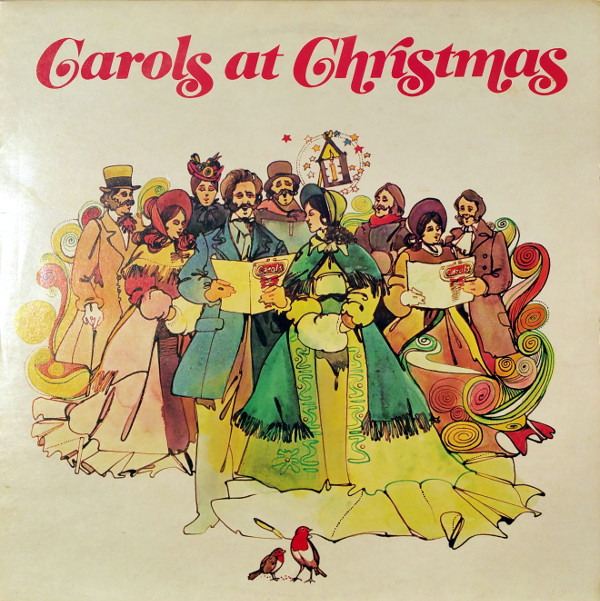 St. Paul's Cathedral Choir, Christopher Herrick Carols At Christmas Vinyl