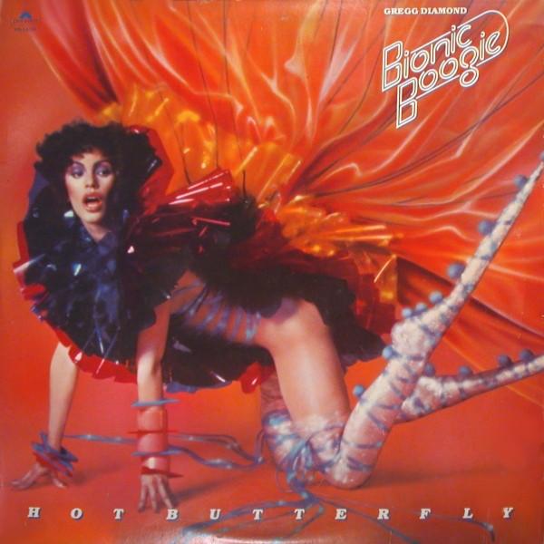 Diamond, Gregg Bionic Boogie Vinyl