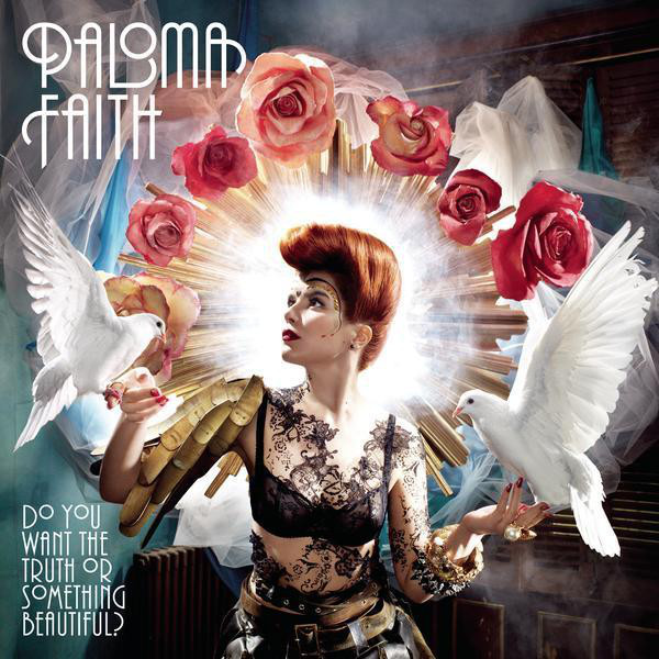 Faith, Paloma Do You Want The Truth Or Something Beautiful? CD