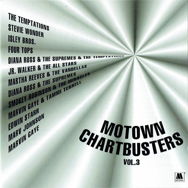 Various Motown Chartbusters Volume 3