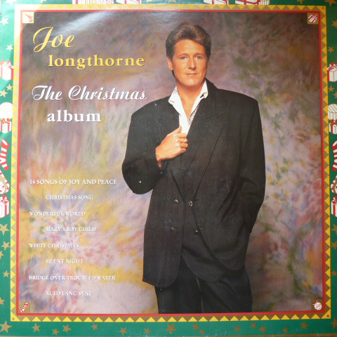 Longthorne, Joe The Christmas Album Vinyl
