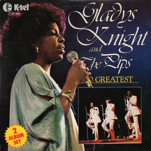 Knight, Gladys And The Pips  30 Greatest Vinyl