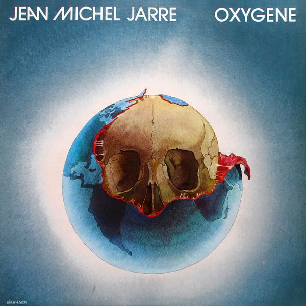 Jean Michel Jarre Oxygene Vinyl
