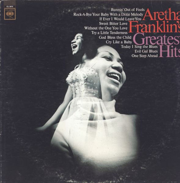 Franklin, Aretha  Greatest Hits