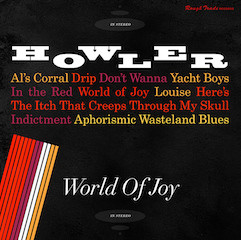 Howler World Of Joy Vinyl