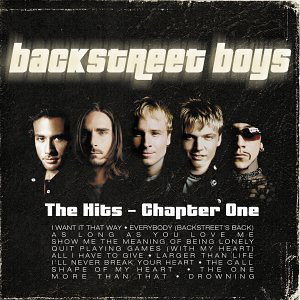 Backstreet Boys The Hits - Chapter One CD