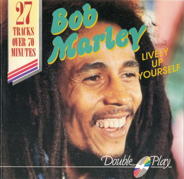 Marley Bob Lively Up Yourself Vinyl