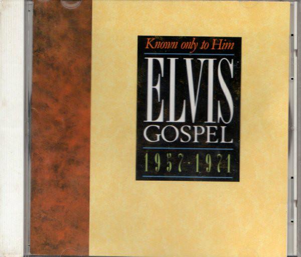 Presley, Elvis Elvis Gospel 1957 - 1971 Known Only To Him Vinyl