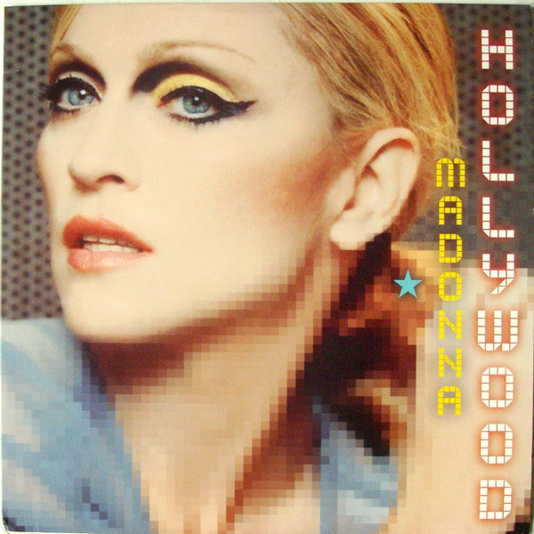 Madonna Hollywood - DOUBLE VINYL