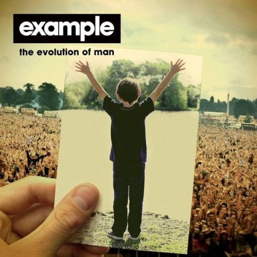 Example The Evolution Of Man