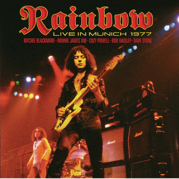 Rainbow Live In Munich 1977 Vinyl
