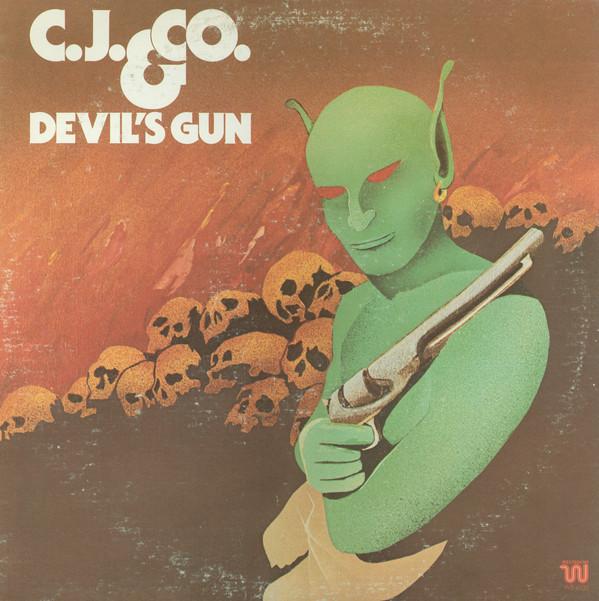 C.J. & Co Devil's Gun Vinyl
