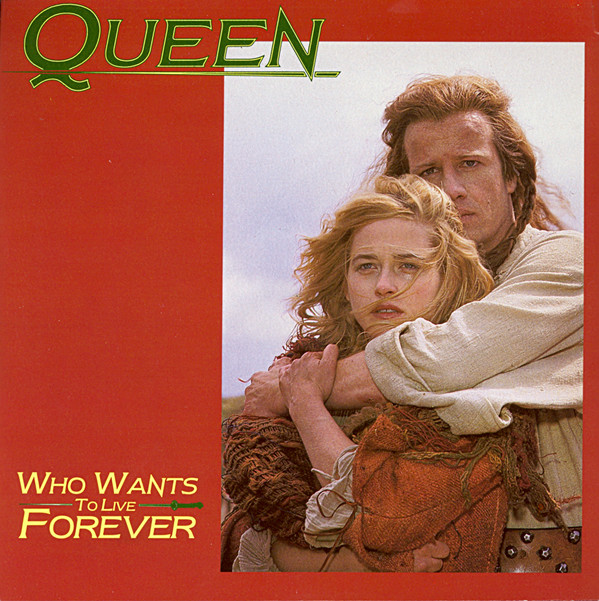 Queen Who Wants To Live Forever Vinyl