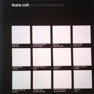 Ikara Colt Chat And Business CD