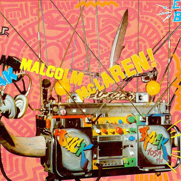 McLaren, Malcolm Duck Rock