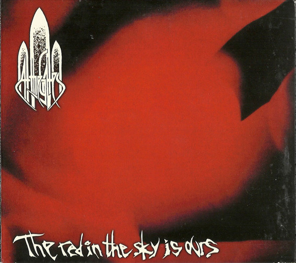 At The Gates The Red In The Sky Is Ours CD