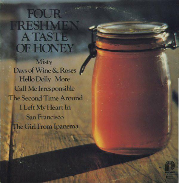Four Freshmen A Taste Of Honey Vinyl