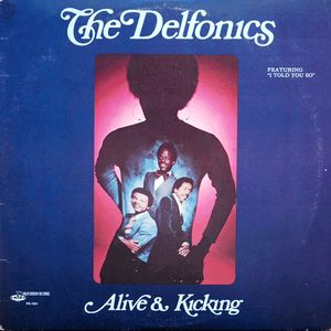 The Delfonics Alive & Kicking