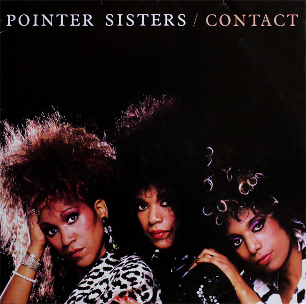 Pointer Sisters Contact Vinyl
