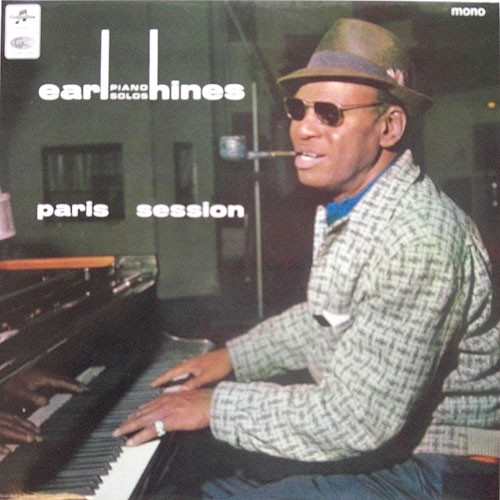 Hines, Earl Paris Session Vinyl