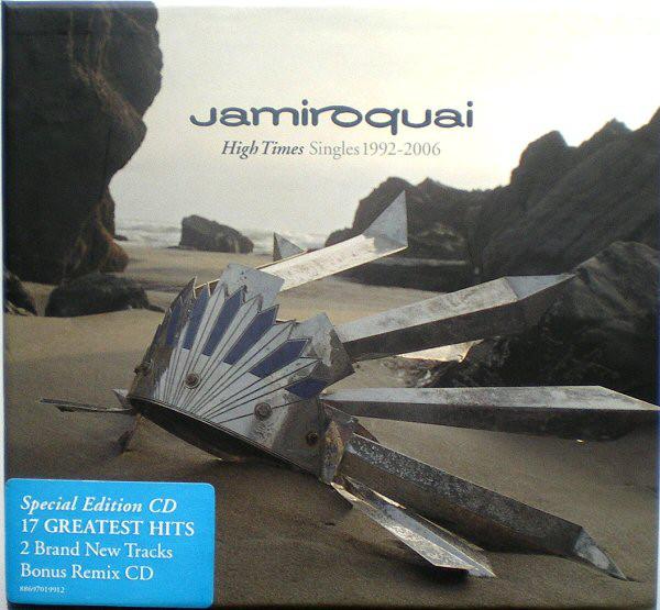 Jamiroquai High Times Singles 1992-2006