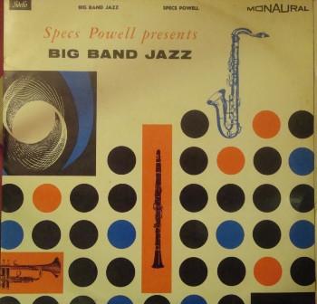 Powell, Specs Specs Powell Presents Big Band Jazz  Vinyl