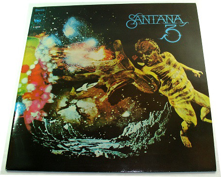 Santana Santana 3 Vinyl