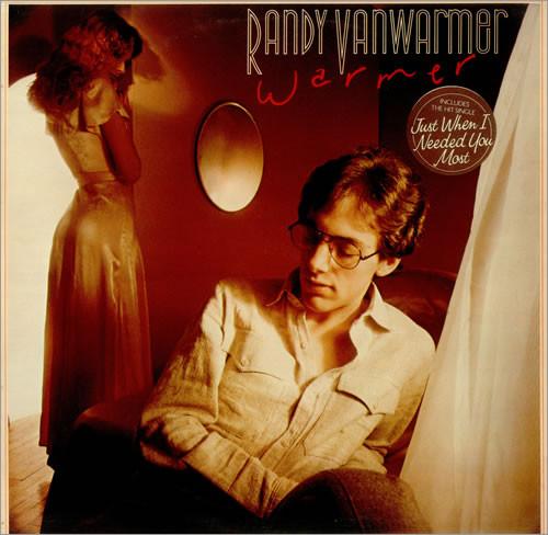 Randy Vanwarmer Warmer Vinyl