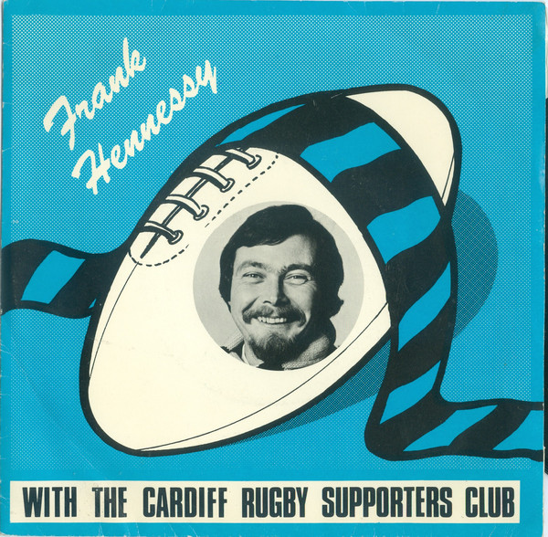 Frank Hennessy And Cardiff Rugby Supporters Club Cardiff Born