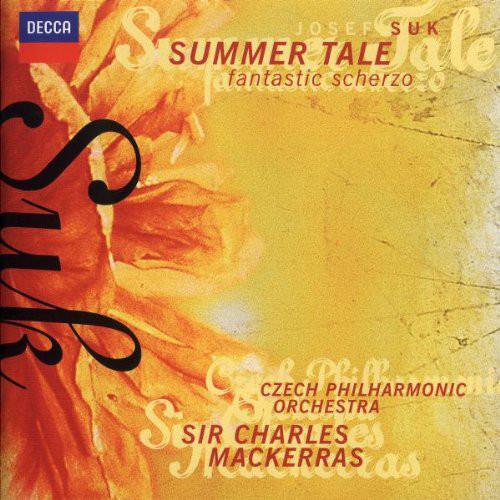 Suk - Czech Philharmonic Orchestra, Charles Mackerras Summer Tale / Fantastic Scherzo