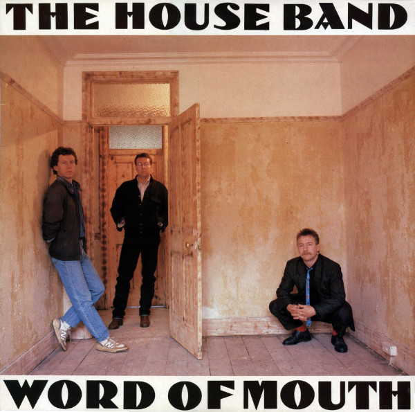 The House Band Word Of Mouth Vinyl