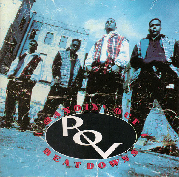 P.O.V Handin' Out Beatdowns CD