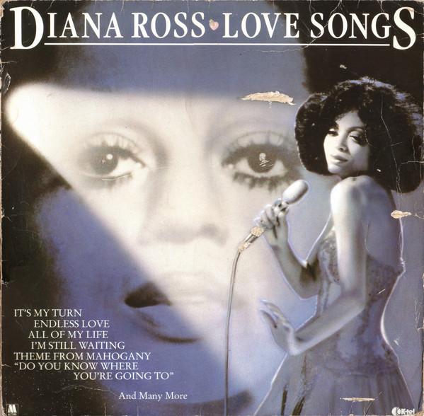 Ross, Diana Love Songs