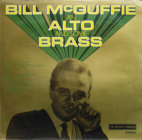 McGuffie, Bill An Alto And Some Brass