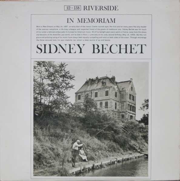 Bechet, Sidney In Memoriam