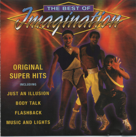 Imagination The Best Of Imagination CD